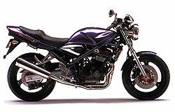 Изготовитель и модель мотоцикла Suzuki GSF 250V Bandit Тип мотоцикла...