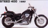 Honda Steed (1990)